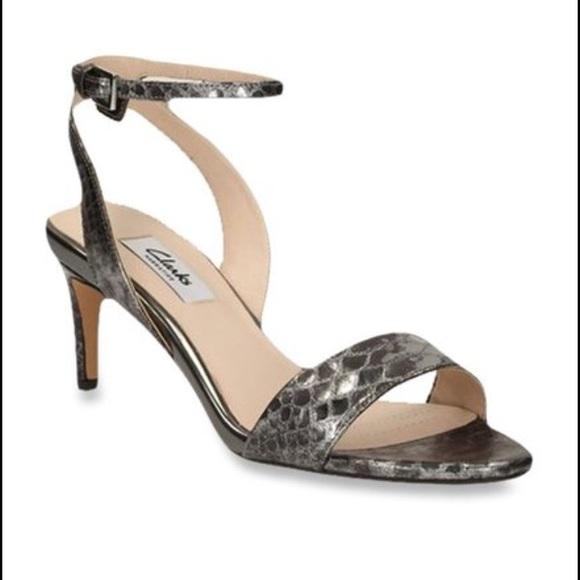 Clarks Strappy Sandals